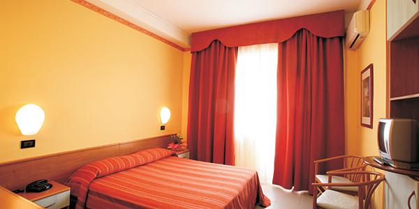Camere dell'hotel a Grottammare